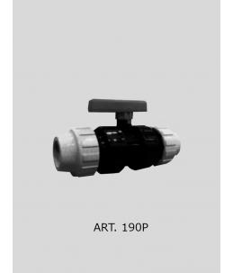 Kulový ventil plast...