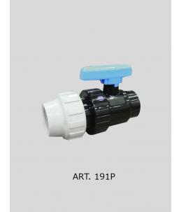 Kulový ventil plast s...