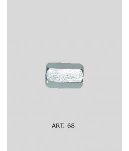 Nátrubek ocelový závitový