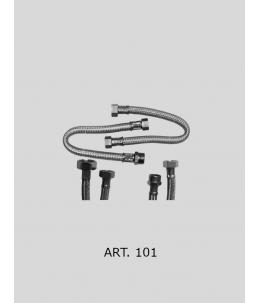 Hadice flexi opletená hliníkem