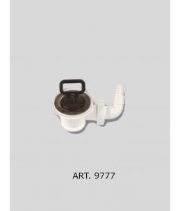 Výtokový ventil s pračkovým...