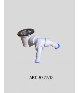 Výtokový ventil s dvojitou...