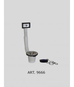 Výtokový ventil dřezový s...