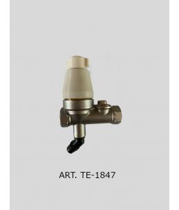 Pojistný ventil pro bojler
