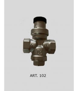 Redukční ventil pro boiler