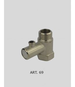 Pojistný ventil pro bojler...