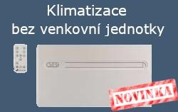 Klimatizace bez venkovní jednotky